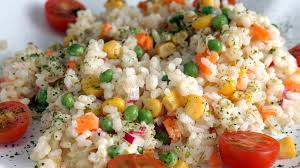Ensalada de Arroz (Rice Salad)