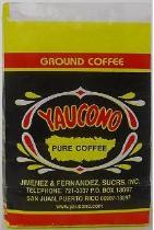Yaucono's unique quality and excellent taste has made Puerto Rico famous. It's exquisite flavor enlivens and cheers you up. Yaucono is pure coffee from the best plantations. Our coffee is selected by experts and roasted to perfection. In order to guarantee its distinctive aroma Yaucono Coffee makes a rich brew that gives you pleasant uplift.